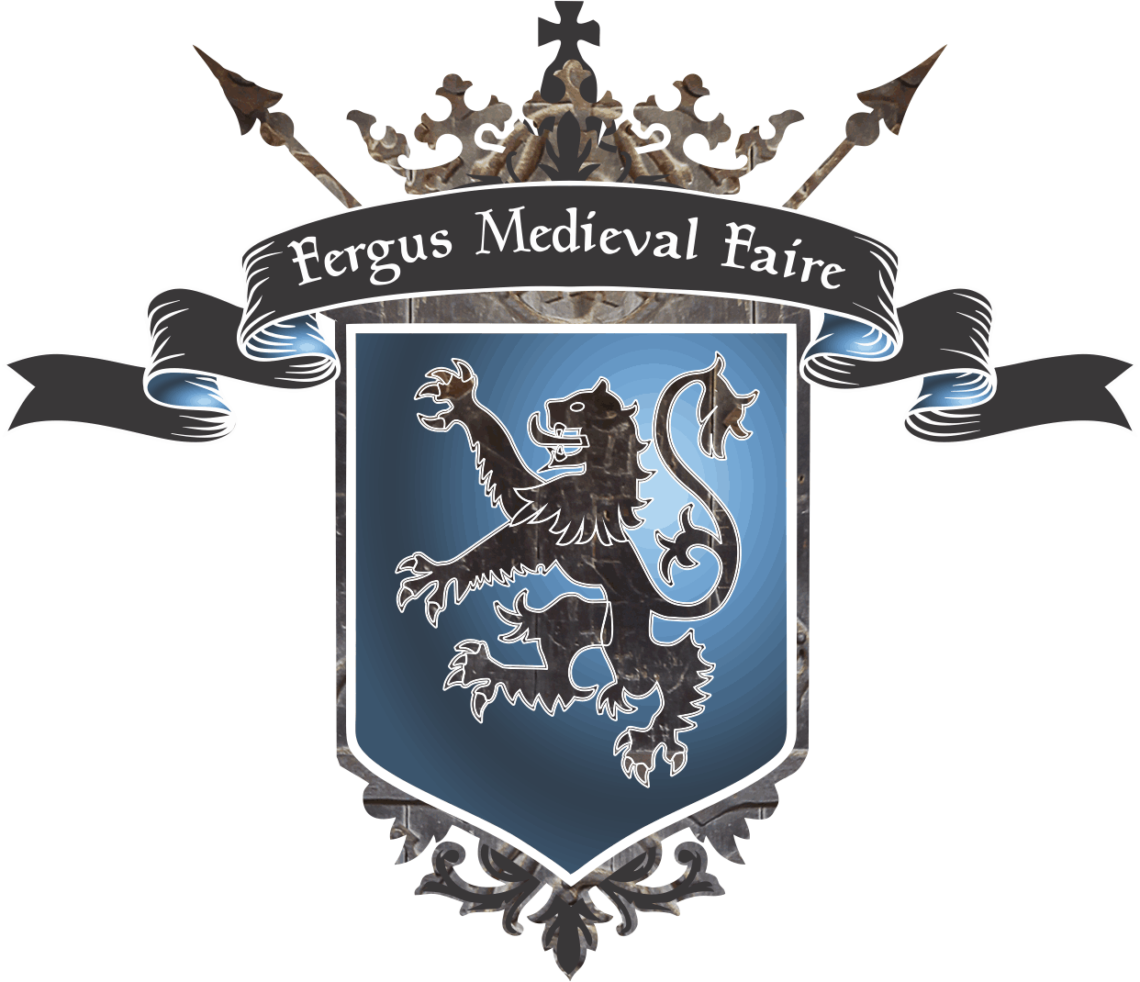 Fergus Medieval Faire logo