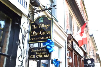 village olive grove