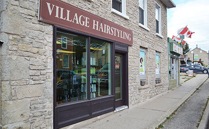 village hairstyling