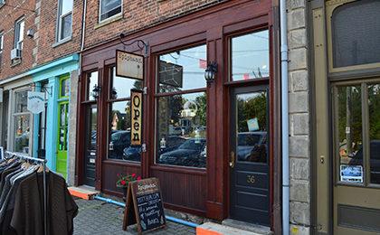 Epiphany Elora storefront