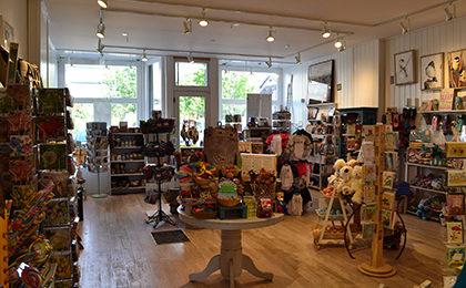 jammed lovely inside store photo